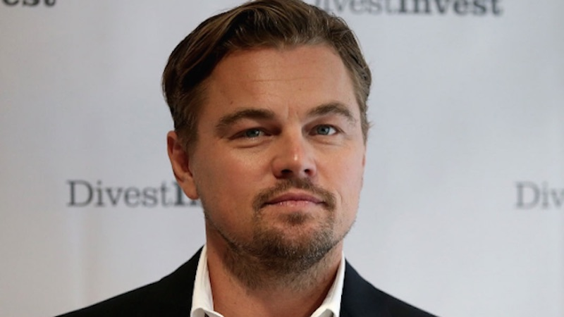 Leonardo DiCaprio's very Russian look-alike is in a very Russian vodka commercial.