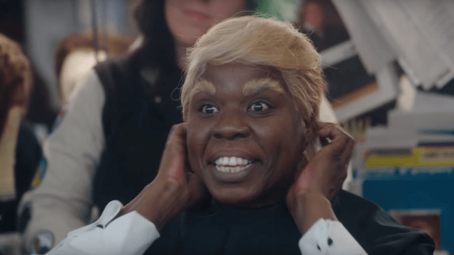 Leslie Jones is out to prove that she has what it takes to play Donald Trump on 'SNL.'
