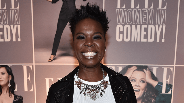 Watch and learn as Leslie Jones scores herself a date with the 'sexiest teacher alive.'