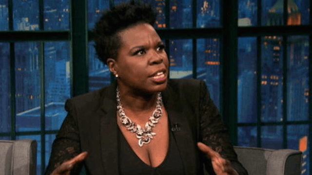 Leslie Jones helpfully clears up what 'freedom of speech' means for her Twitter trolls.