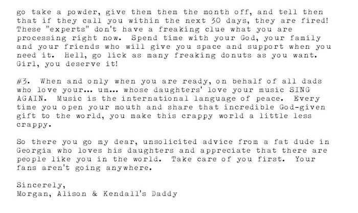 Heartfelt Letter To My Daughter