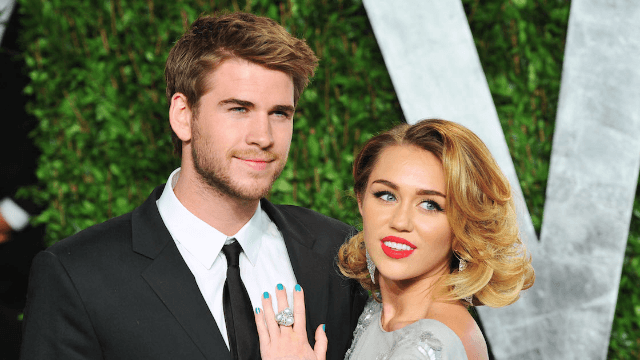 Liam, the second best Hemsworth, denies engagement to Miley Cyrus.
