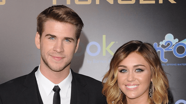 Liam Hemsworth thinks you're dumb if you haven't figured out his relationship status with Miley Cyrus.