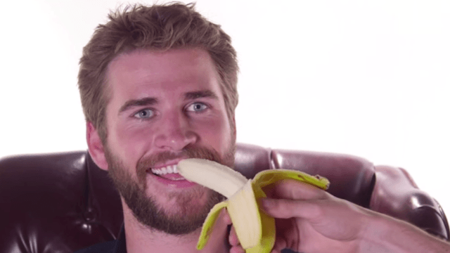 This Liam Hemsworth sex doll advertised on Colbert's 'Late Show' is not for sexing.