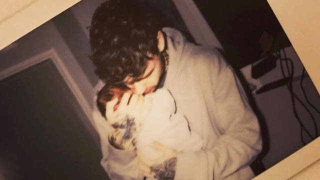 Liam Payne and Cheryl Cole spent a week 'getting to know' their baby before giving him a weird name anyway.
