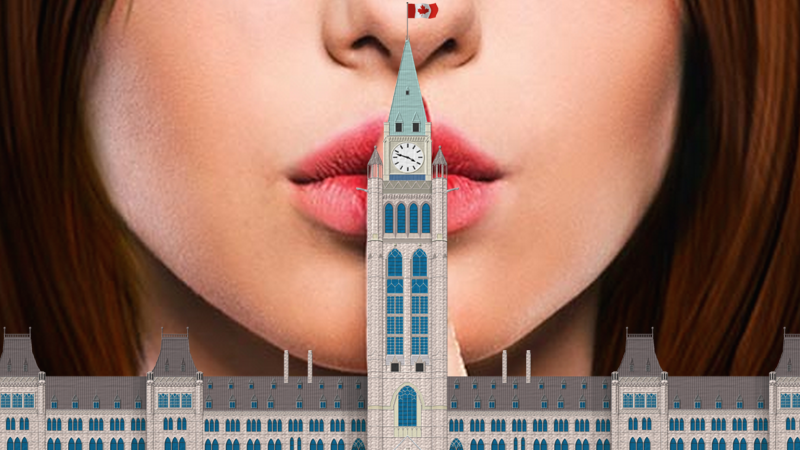 Life is short, eh? Ashley Madison hack reveals Canada's capital is secretly a giant key party.