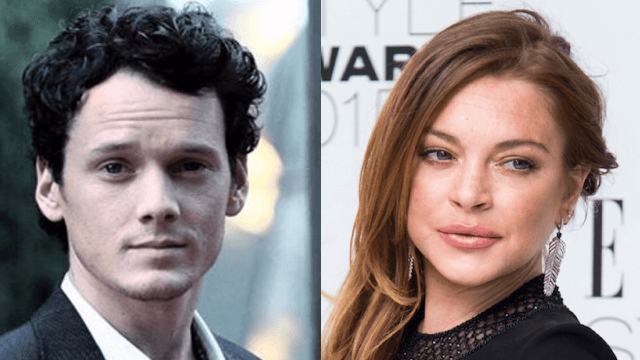 Lindsay Lohan's very nice tribute to Anton Yelchin could've used some fact checking.