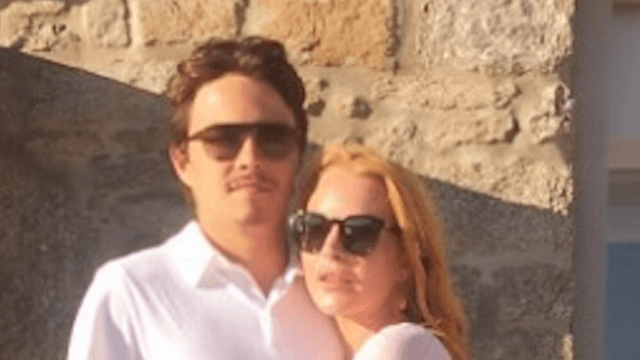 Lindsay Lohan calls off her engagement and apologizes for being famous.