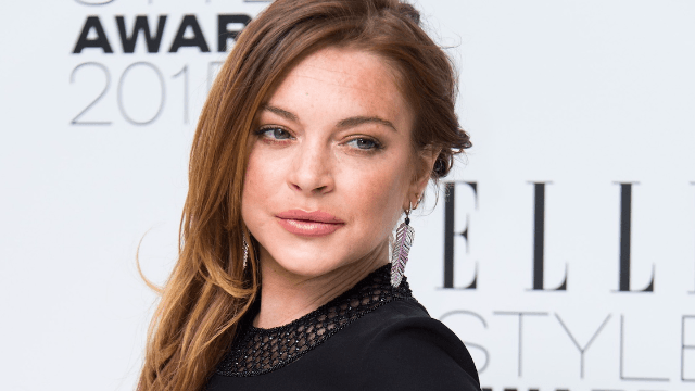 Is Lindsay Lohan actually converting to Islam?