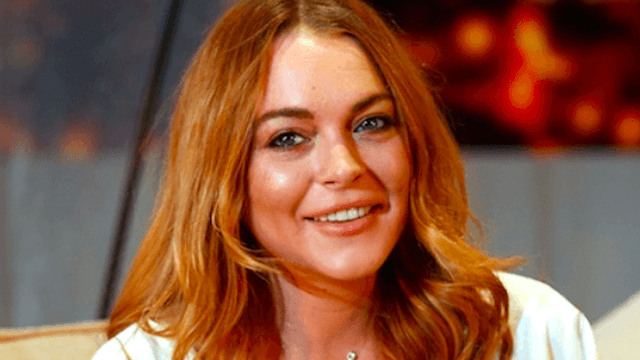 Lindsay Lohan wants 'Mean Girls 2' to happen so badly, she already started writing it.