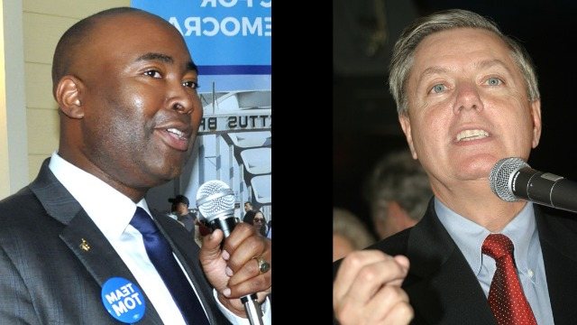 Lindsey Graham told black people 'they can go anywhere in the state if they're conservative.'