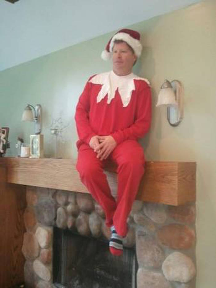 Real, live Elf on the Shelf will silently judge your Christmas party guests for just $100/hour.