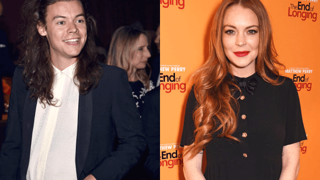 Lindsay Lohan claims Harry Styles paid her a 2 a.m. booty call and she was like no.