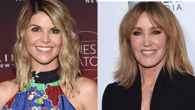 12 bonkers details in the case against Lori Loughlin and Felicity Huffman.