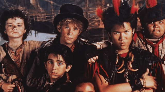 The Lost Boys from 'Hook' reunited 25 years later as Lost Men.
