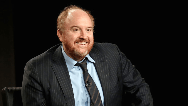 Louis C.K. explains the 2016 election. It's nice to listen to an adult for once.