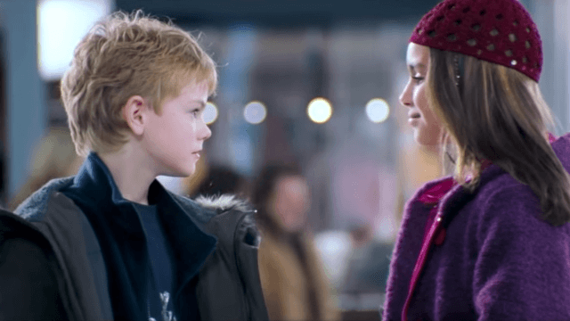 It turns out there was some truth behind the cutest romance in 'Love Actually.'