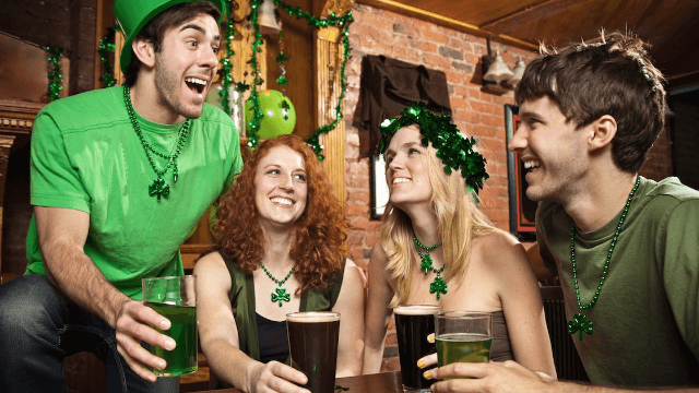 It's St. Patrick's Day, so here are 7 people and 1 animal who have the world's best luck.