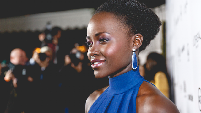Lupita Nyong'o had a killer response to #OscarsSoWhite, somebody please give her another award.