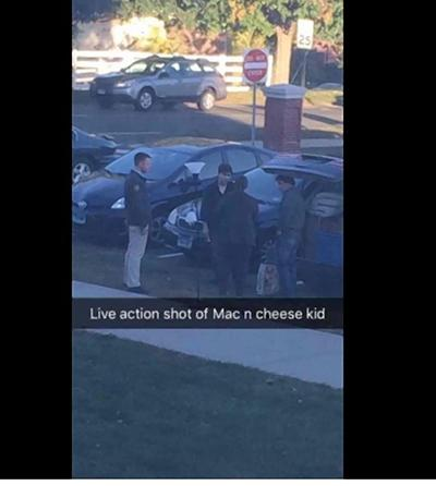 'Mac and Cheese Kid' issues video apology, still comes off as a brat.