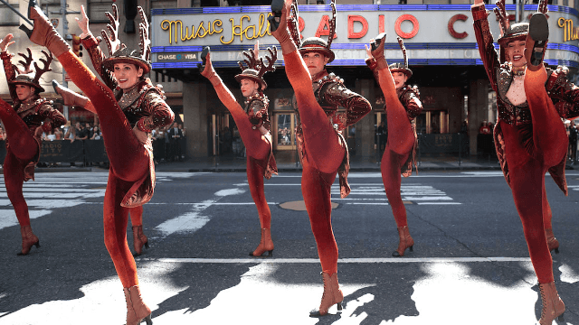 Rockettes get zero sympathy from their boss over Trump inauguration controversy.