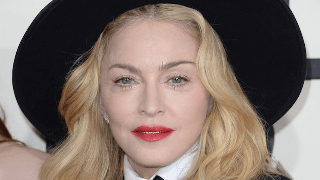 Madonna has been in Donald Trump's bed, but not for the reason that you think.