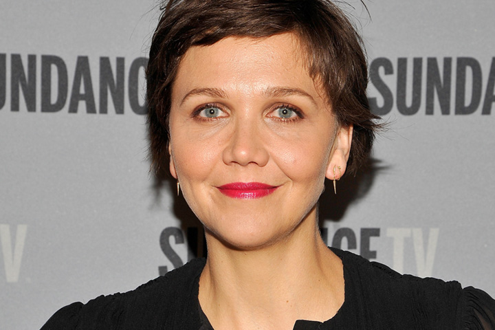 Maggie Gyllenhaal just found out how old is too old to play a 55-year-old man's love interest.