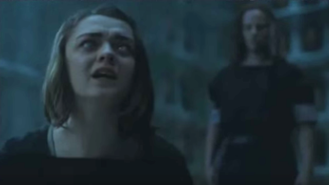 Is this Maisie Williams selfie a 'Game of Thrones' spoiler? (Probably.)