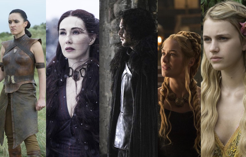 Major tease HBO drops more 'Game of Thrones' clips and pics to torture us.