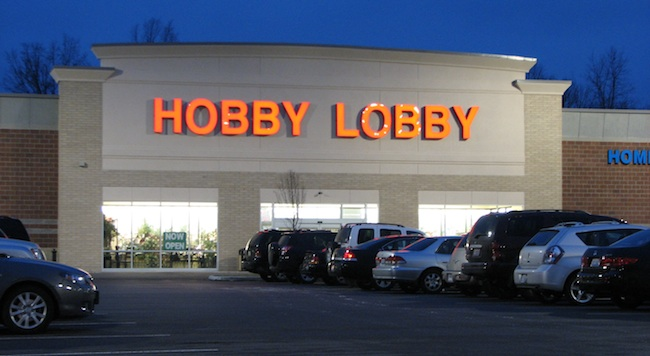 Everyone's overlooking the fact that Hobby Lobby sells the cheapest contraceptives around.