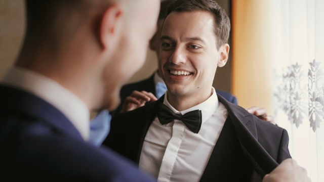 Man asks if he's wrong for telling his brother not to come out of the closet at his wedding.