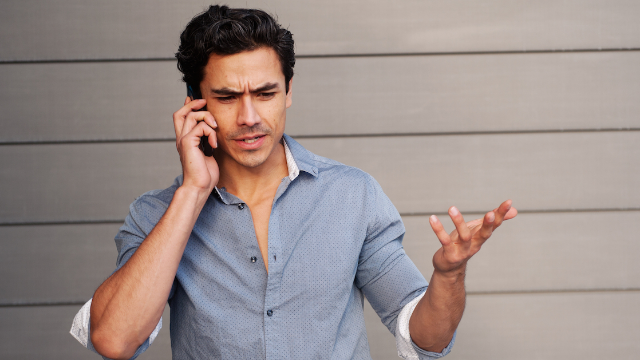 Man called 'unstable' for calling ex-girlfriend's parents to get 'answers' about their breakup.