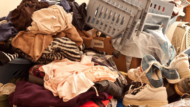 Man asks if he's wrong for not cleaning his pregnant hoarder sister's house. She can afford cleaners.
