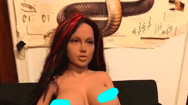 Nothing can prepare you for the saga of this sex doll as told in a series of insane Facebook posts.