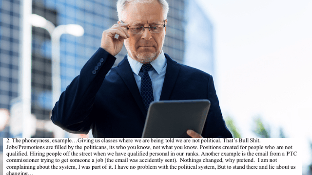Man blasts bosses by emailing his exit interview to his entire company.
