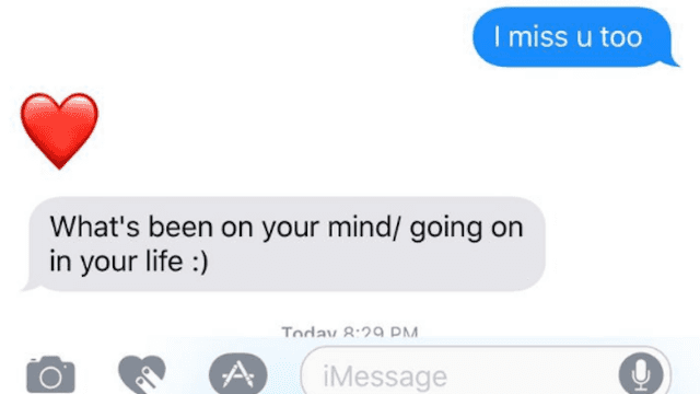 Man texts wrong number when trying to get in touch with his ex. Then he faces a crucial test.