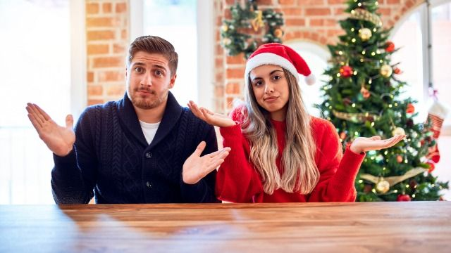 Man asks if he's wrong for bringing new fiancée to Christmas after 'famous' cousin asked him not to.