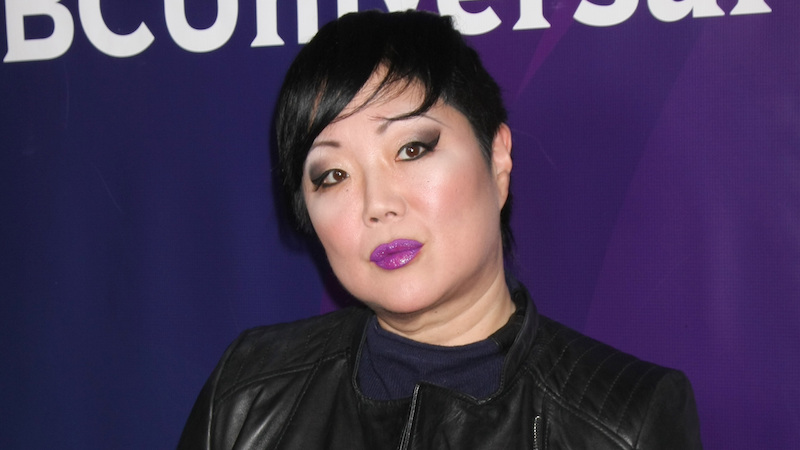 Margaret Cho warns angry crowd who walked out of her show 'you will never get a cent back.'
