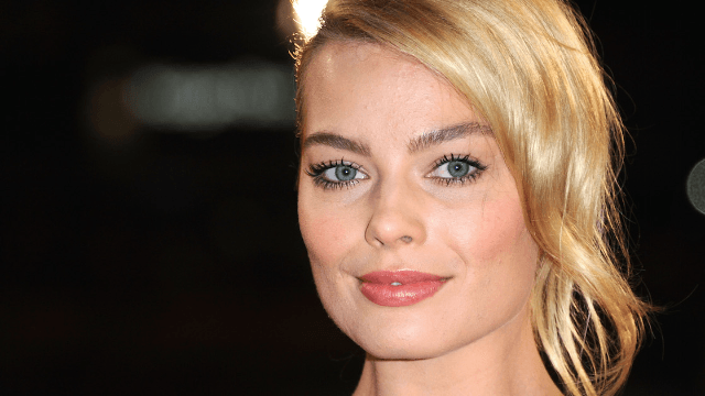 No one is exactly sure how old Margot Robbie is. Maybe she's immortal.