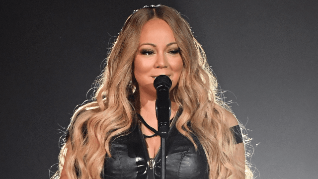 Mariah Carey Found Out About The Las Vegas Shootings Live On Tv And