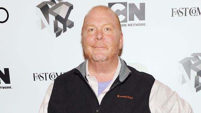 Mario Batali lost his gig on 'The Chew' amid sexual assault allegations.