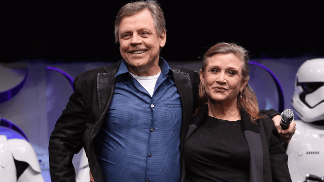 Mark Hamill pens sweet column in memory of his friend Carrie Fisher.