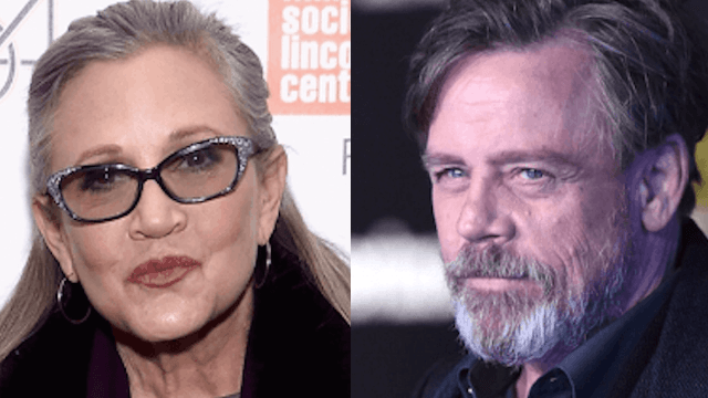 Mark Hamill pens heartbreaking memorial for his 'space twin' Carrie Fisher.