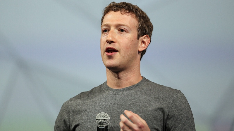 Mark Zuckerberg is finally answering every grumpy person's prayers about Facebook.
