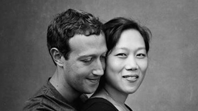 Man, Mark Zuckerberg really knows how to write a Facebook caption.