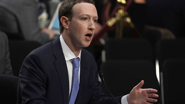 The 14 most bonkers moments from Mark Zuckerberg's awkward grilling by Congress.