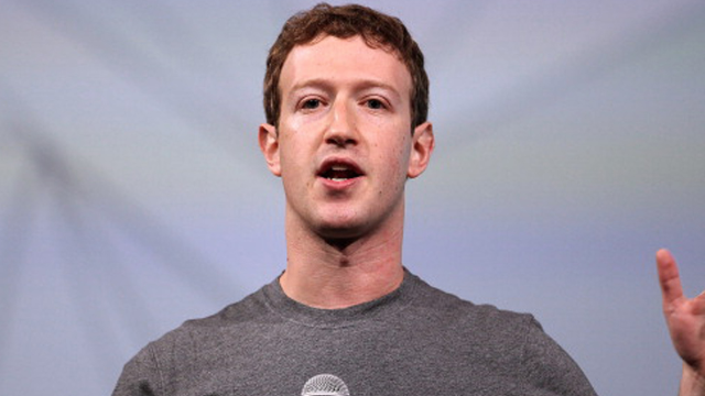 Mark Zuckerberg shares photo of tough choice on his first day back from paternity leave.