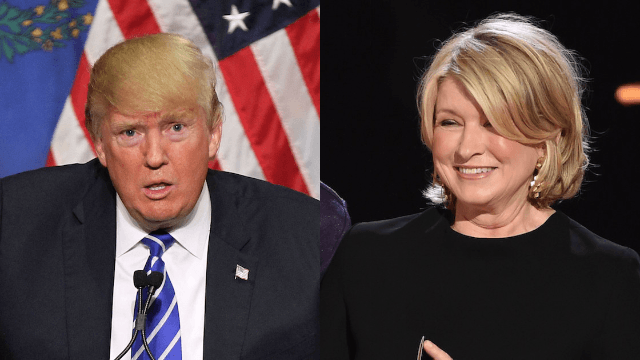 Martha Stewart gloriously trolls Donald Trump with a little help from her pal Snoop Dogg.