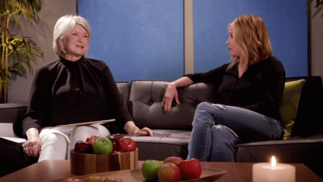 Bad b*tch Martha Stewart says 'Orange is the New Black' is 'not as good as the real thing.'