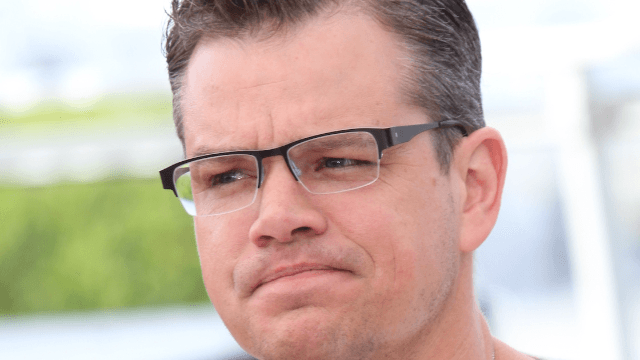 Matt Damon is getting called out on controversial statements he made about sexual harassment.